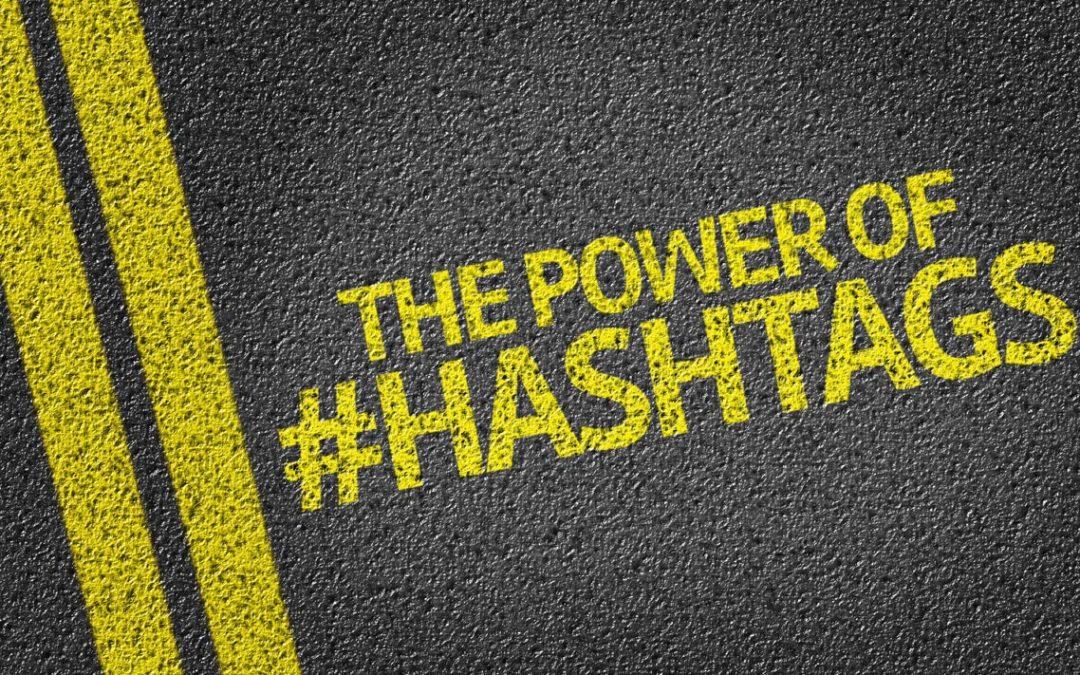 Hashtag? What's a Hashtag???