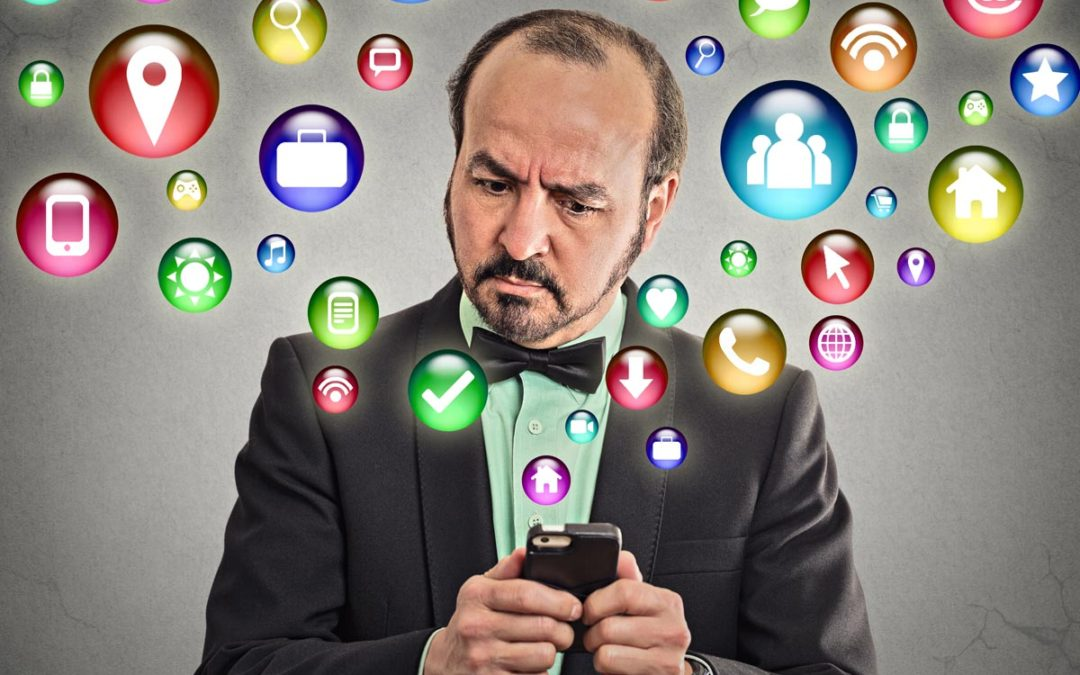 Social Media in the Age of Now